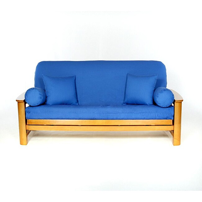 Lifestyle Covers Cobalt Full Size Futon Cover