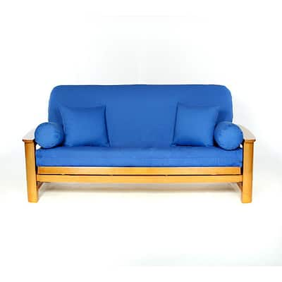 Covers Cobalt Full Size Futon Cover