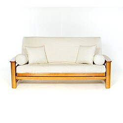Lifestyle Covers Natural Full-size Futon Cover