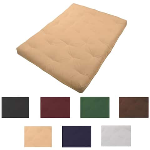 Copper Grove Wallowa-Whitman Full 10-inch Microfiber Futon Mattress