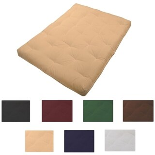Pine Canopy Wallowa-Whitman Full 10-inch Microfiber Futon Mattress (More options available)