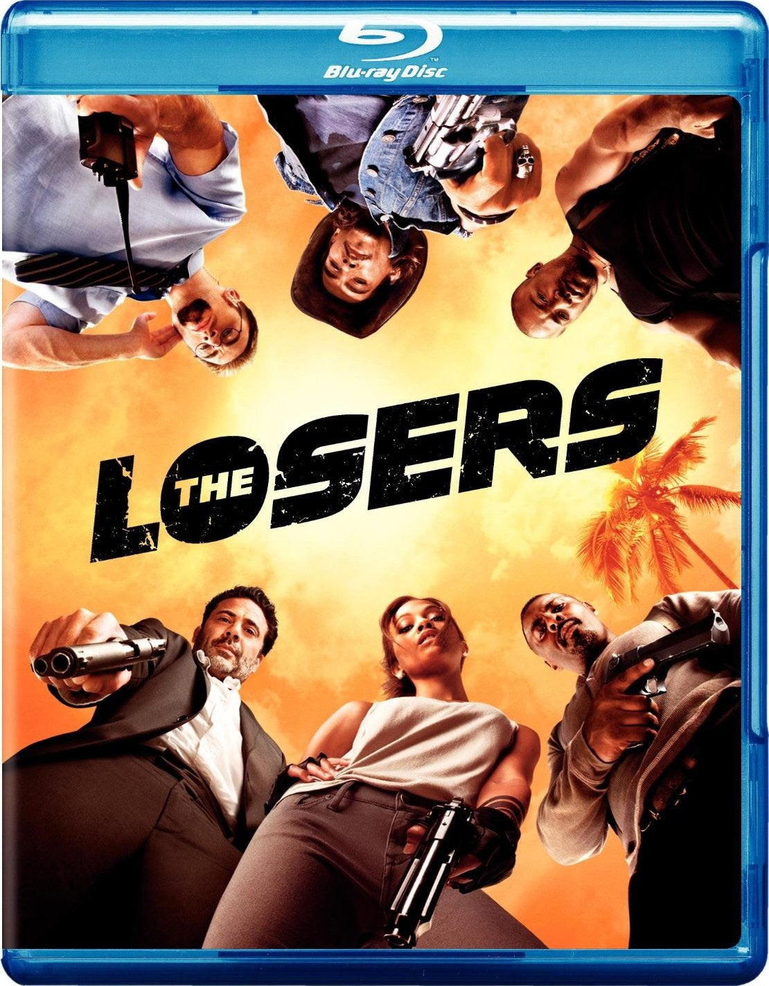 The Losers (Blu-ray/DVD)