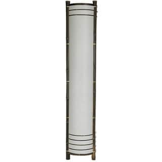 Bamboo 3-foot Kamakura Japanese-style Shoji Lamp (China)