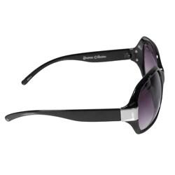 Women's Journee Oversized Plastic Sunglasses - Thumbnail 1
