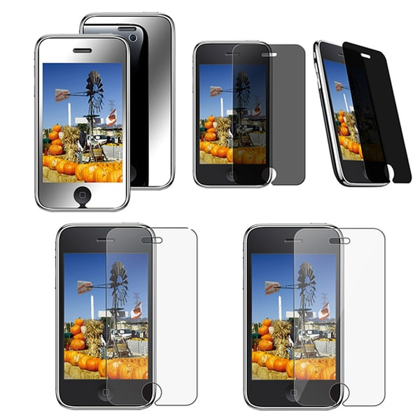 INSTEN Screen Protector for Apple iPhone 3G/ 3GS