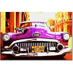 '1952 Buick Special Sedan' Gallery-wrapped Canvas Art