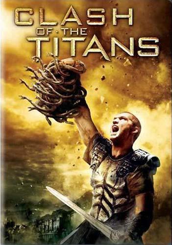 Clash of the Titans (DVD)