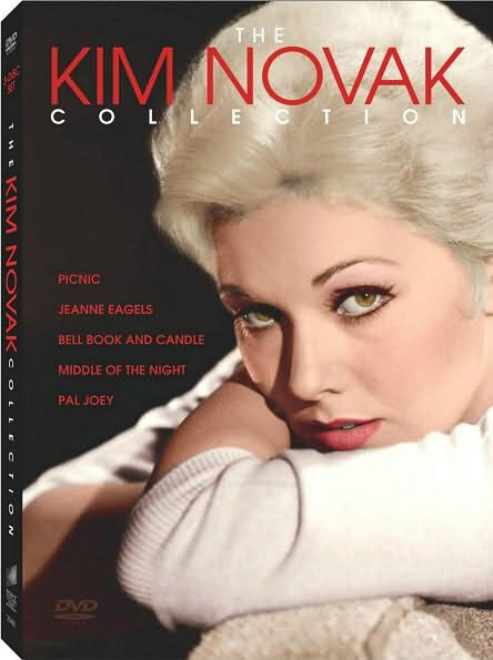 Kim Novak Film Collection (DVD)