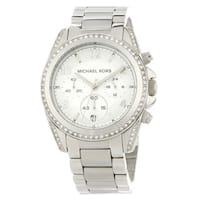 Michael Kors Women's MK5165 Blair Glitz Runway Watch