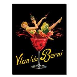 'Vlan Du Bernie' Canvas Poster - Thumbnail 0