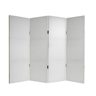 4 Foot Do It Yourself Canvas Room Divider 4 Panel (China)