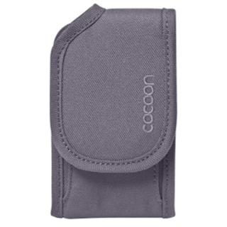 Cocoon CCPC40GY Carrying Case (Pouch) for iPhone - Gunmetal Gray