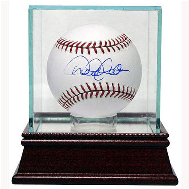 Steiner Sports Glass Baseball Display Case - Thumbnail 0
