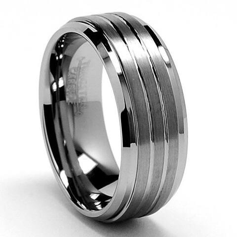 046d4c4d9e282 Buy 9-10 mm Men's Wedding Bands & Groom Wedding Rings Online at ...