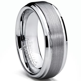 Buy Mens Wedding Bands Groom Wedding Rings Online At Overstock