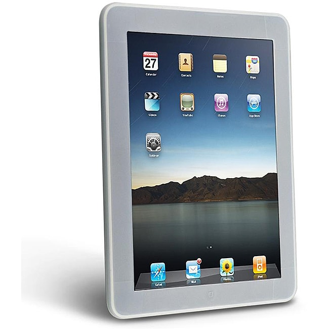 Silicone Skin Case for Apple iPad - Thumbnail 0