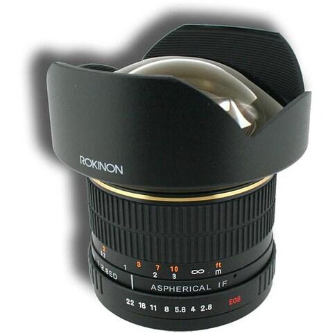 Rokinon 14mm F2.8 Super Wide Angle Lens for Canon