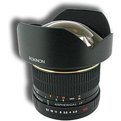 Rokinon 14mm F2.8 Super Wide Angle Lens for Nikon