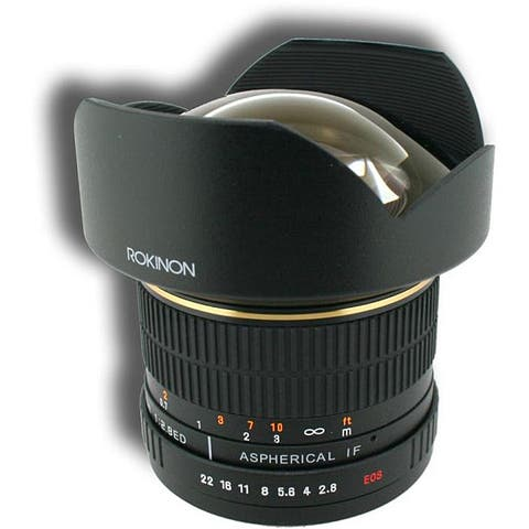 Rokinon 14mm F2.8 Super Wide Angle Lens for Sony