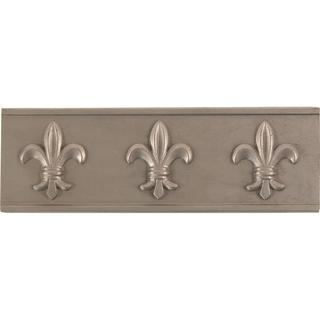 Fleur De Lis Pewter Accent Tiles (Set of 4)|https://ak1.ostkcdn.com/images/products/5086080/P12942568.jpg?impolicy=medium