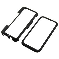INSTEN Snap-on Rubber Coated Phone Case Cover for Motorola MB300