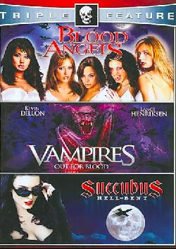 Vampires/Blood Angels/Succubus (DVD)