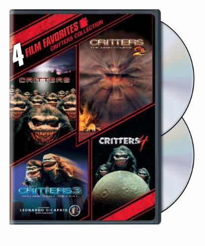 4 Film Favorites: Critters 1-4 (DVD)