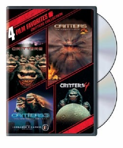 4 Film Favorites: Critters 1-4 (DVD)