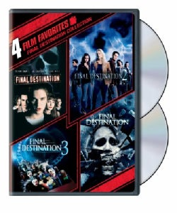 4 Film Favorites: Final Destination 1-4 (DVD)