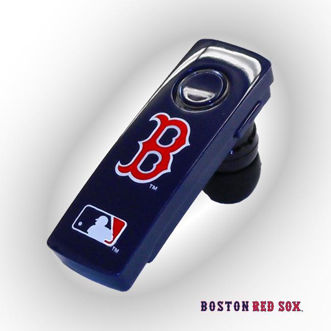Nemo Digital MLB Boston Red Sox Bluetooth Headset