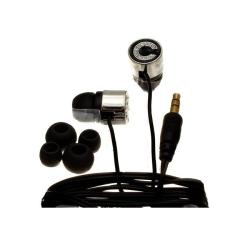 Nemo Digital Black Crystal 'C' Earbud Headphones