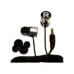 Nemo Digital Black Crystal 'R' Earbud Headphones