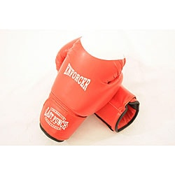 16-ounce Red Boxing Gloves - Thumbnail 0