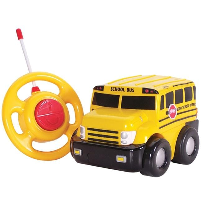 Kid Galaxy My First RC Gogo School Bus