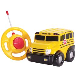 Kid Galaxy My First RC Gogo School Bus - Thumbnail 1