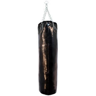 Pro Black Heavy Duty Punching Bag