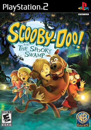 PS2 - Scooby Doo and the Spooky Swamp