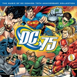Various - The Music of DC Comics: 75th Anniversary Collection