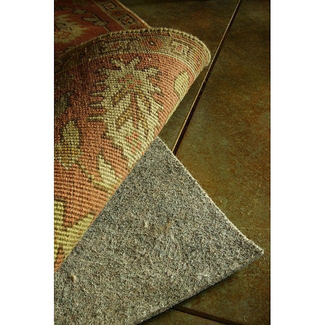 Superior Hard Surface And Carpet Rug Pad 4 X 10 Runner On Free Shipping Today 5089355