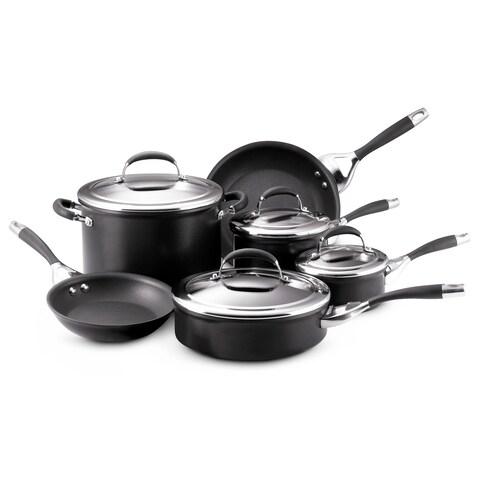 Circulon Elite Hard Anodized 10-piece Cookware Set