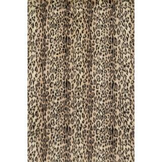 Jungle Cheeta Print Rug (3' x 5')