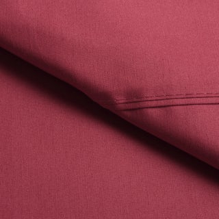 Classic Percale Oversize Sheet Set (3 options available)
