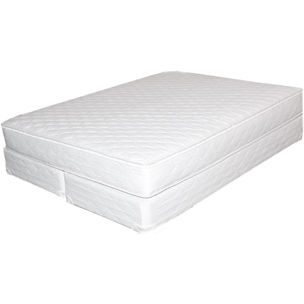 Shop Bali Softside Semi-waveless Queen-size Water Mattress System ...