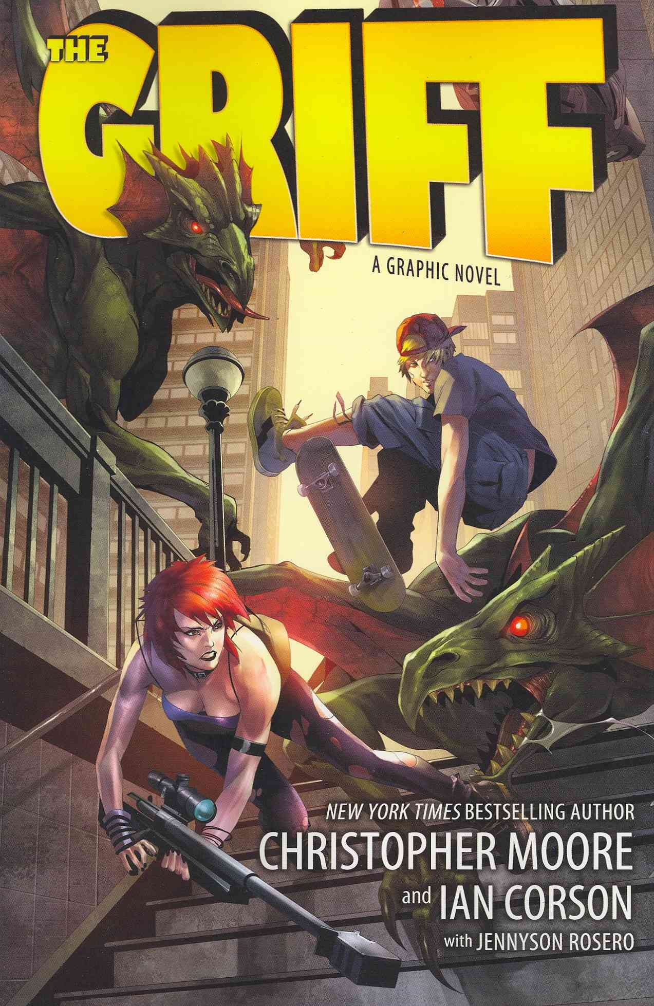 The Griff (Paperback)