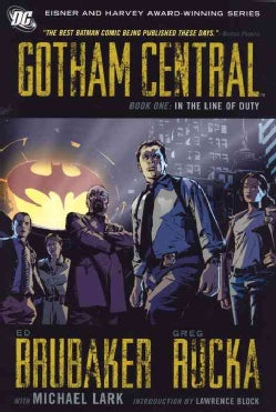 Gotham Central 1: In the Line of Duty (Paperback)