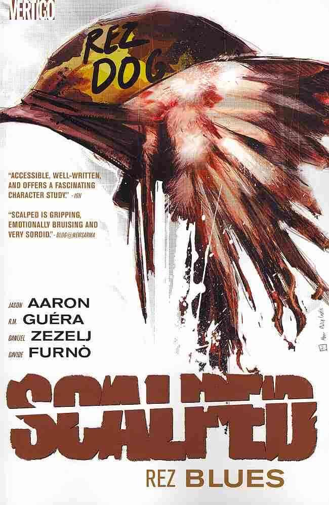 Scalped 7: Rez Blues (Paperback)