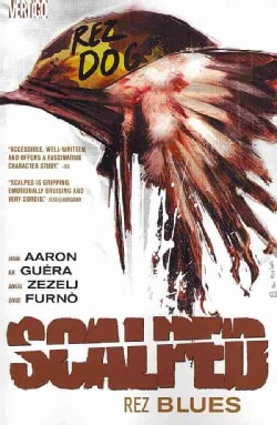 Scalped 7: Rez Blues (Paperback)