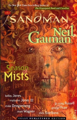 The Sandman 4: Season of Mists (Paperback)