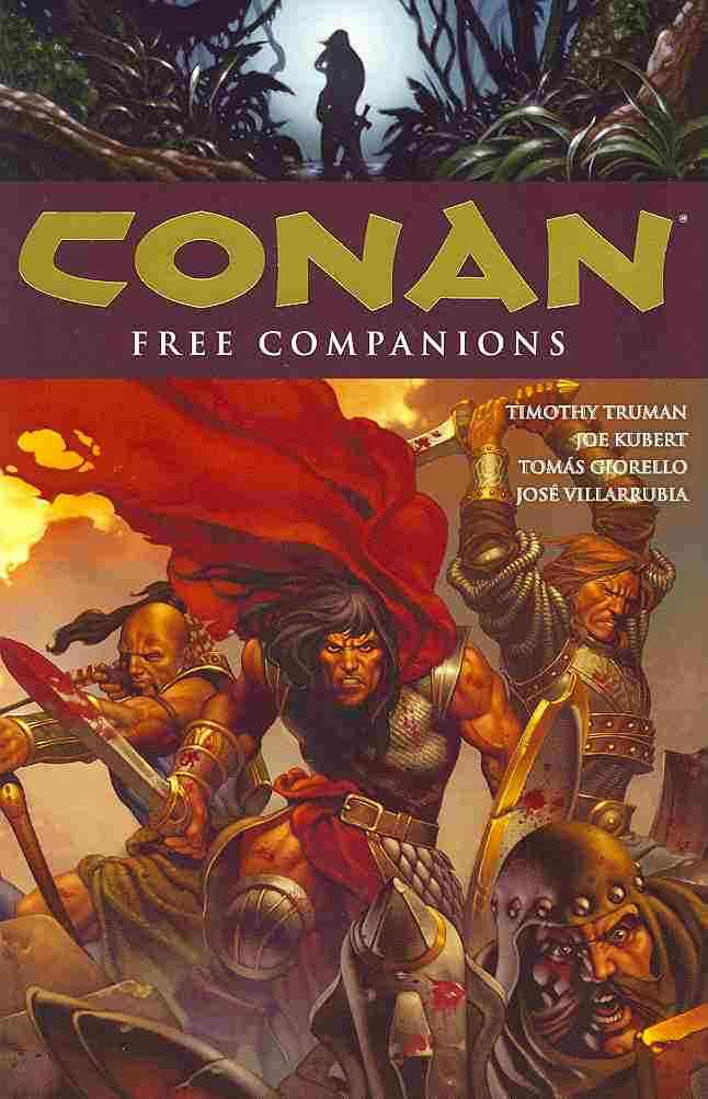Conan 9: Free Companions (Paperback)