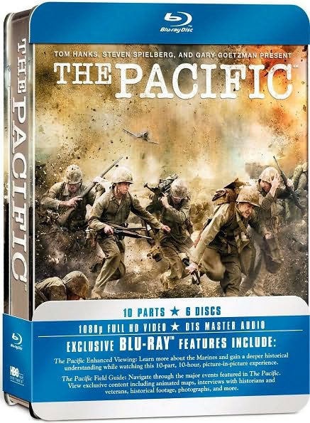 The Pacific (Blu-ray Disc)